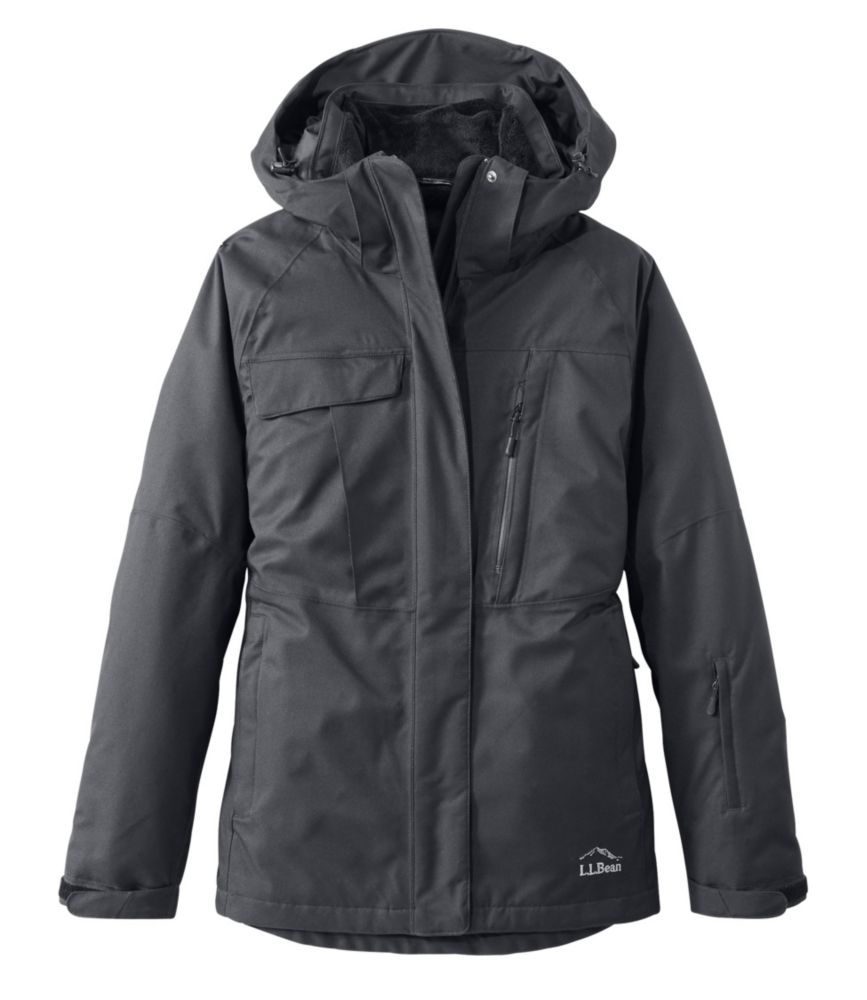 photo: L.L.Bean Women's Carrabassett Ski Jacket