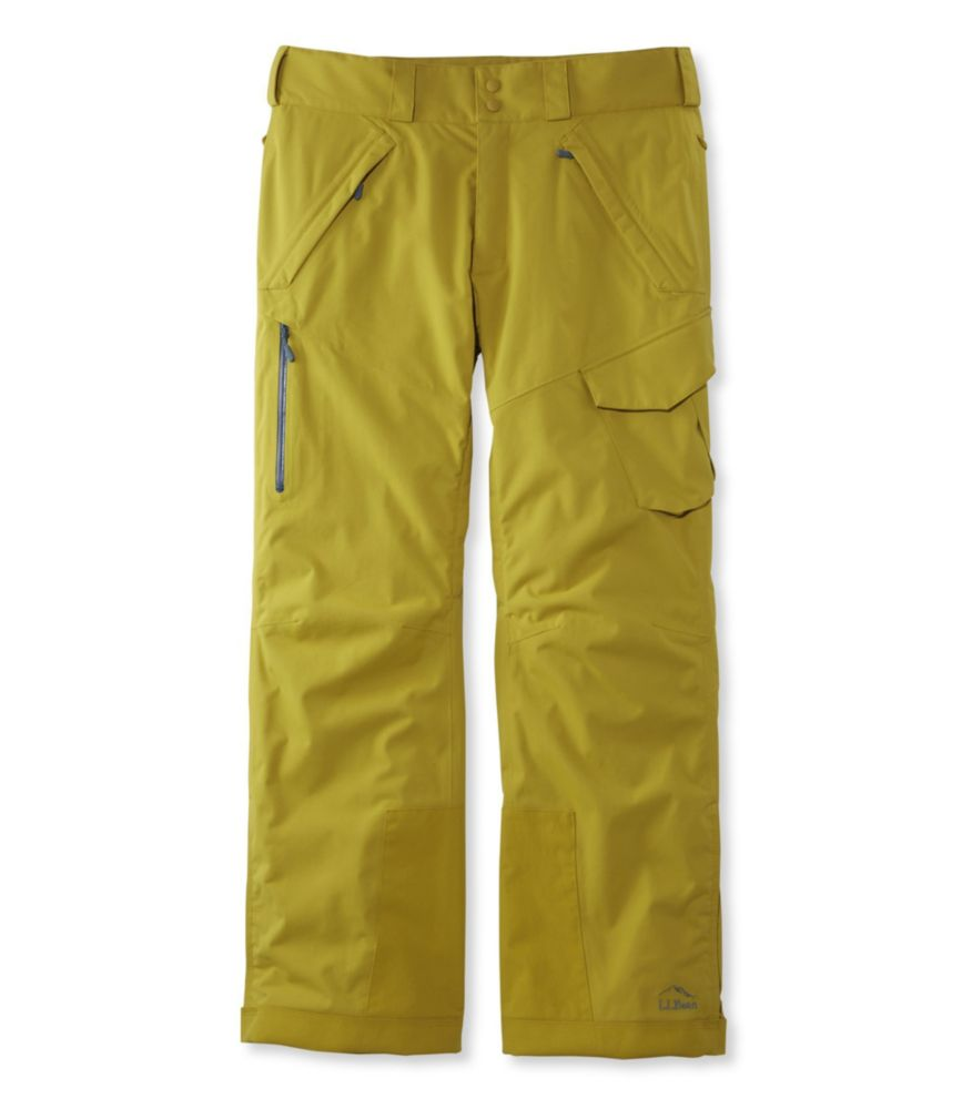 photo: L.L.Bean Men's Carrabassett Ski Pants