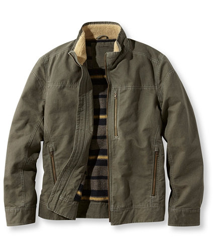 Pine Ridge Insulated Jacket Free Shipping At L L Bean