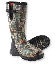 "Men's Lacrosse Alphaburly Pro Side-Zip 18"" Hunting Boots"