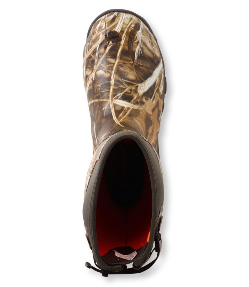 "Men's Lacrosse Alphaburly Pro 18"" Hunting Boots"