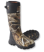 "Men's Lacrosse Alphaburly Pro 18"" Hunting Boots"