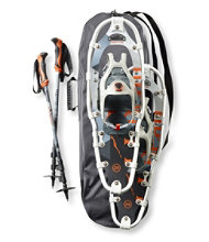 Men's Trailblazer Snowshoes with Boa Bindings Package