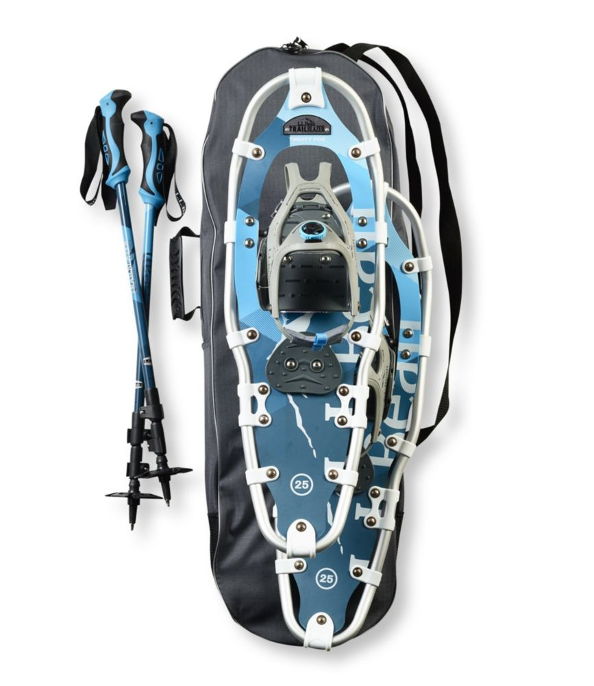 photo: L.L.Bean Trailblazer Snowshoe recreational snowshoe