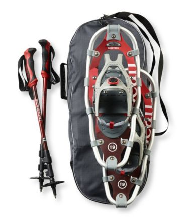 Kids' Trailblazer Snowshoe with Boa Bindings Package