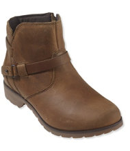 Women's Teva De La Vina Leather Ankle Boots