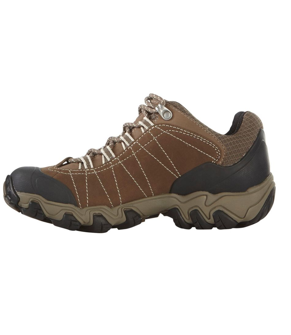 Women's Oboz Bridger Waterproof Hiking Shoes