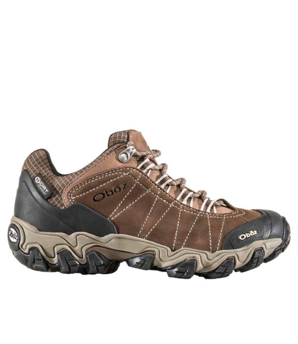 Women's Oboz Bridger Waterproof Hiking Shoes