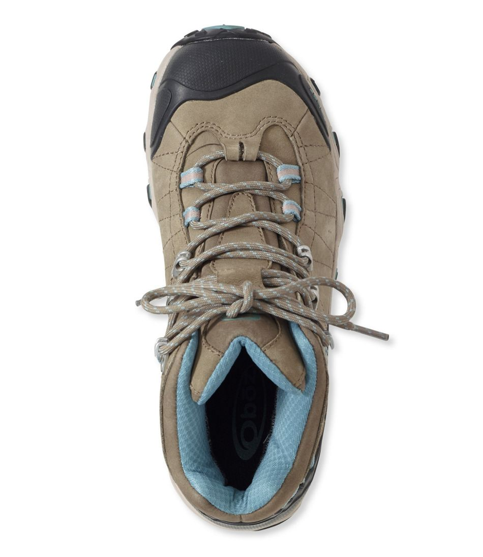 Women S Oboz Bridger Waterproof Hiking Boots Insulated