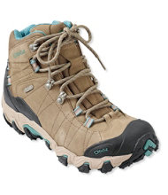 Women's Oboz Bridger Waterproof Hiking Boots, Insulated