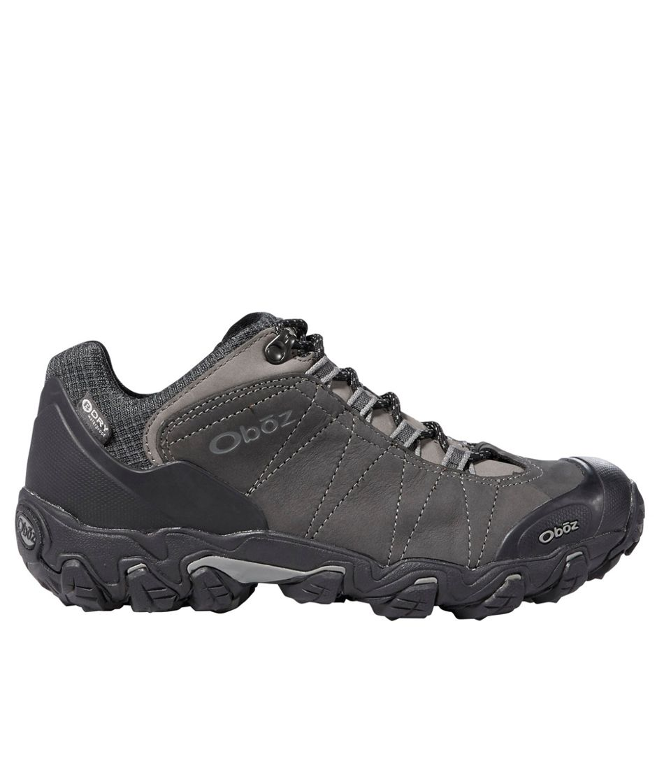 0dc80f8cebd Men's Oboz Bridger Hiking Shoes