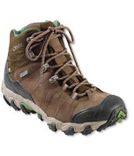 Men's Oboz Bridger Waterproof Hiking Boots, Insulated