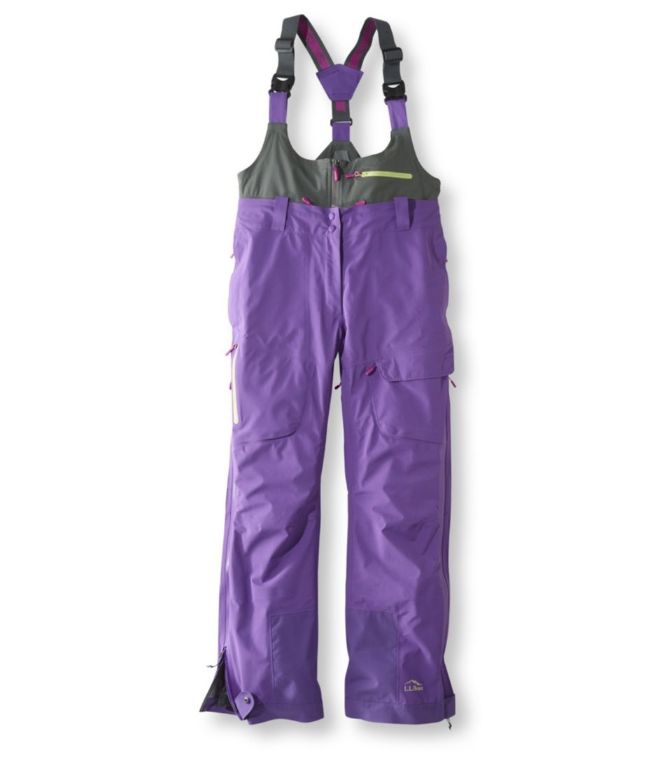 Women's Gore-Tex Patroller Bib Pants