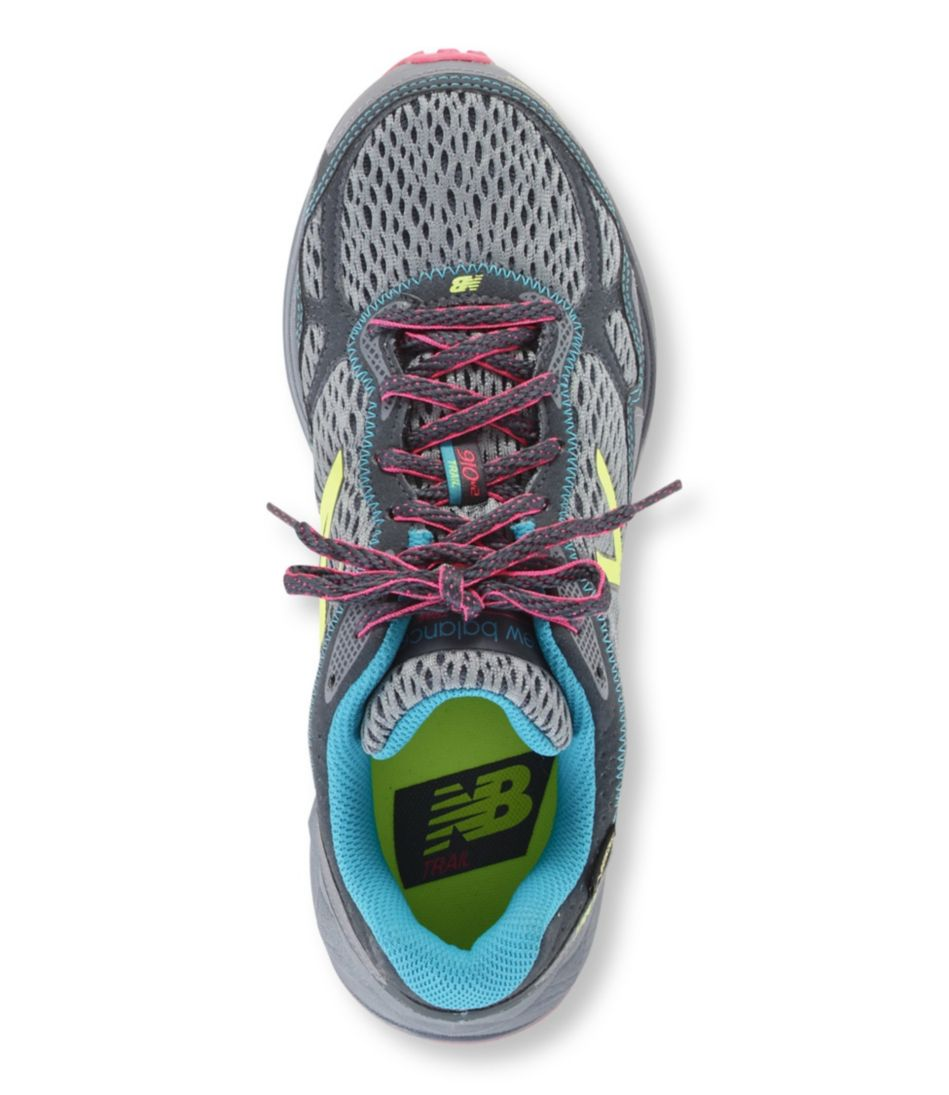 Women's New Balance 910 Gore-Tex Trail Running Shoes