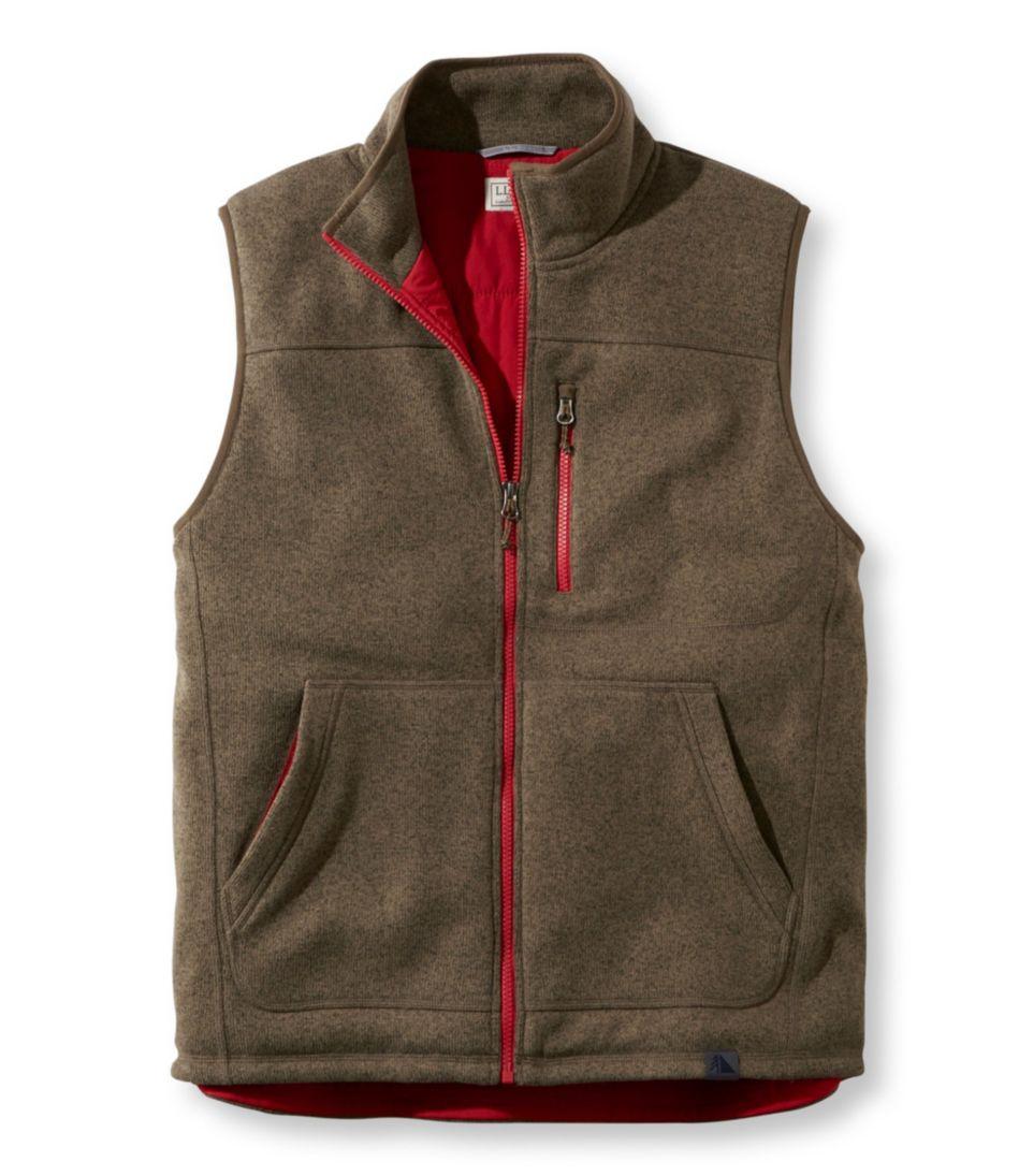 L.L.Bean Sweater Fleece PrimaLoft Vest
