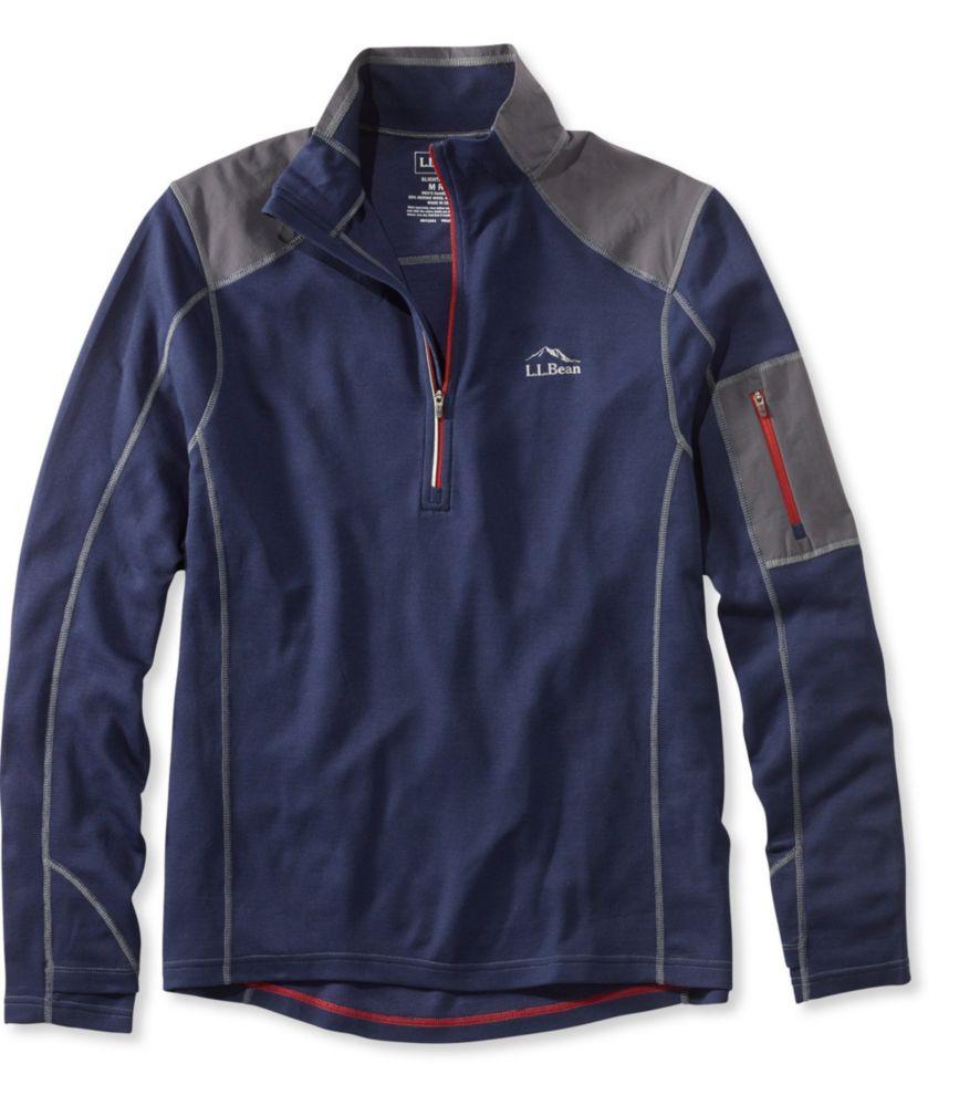 L.L.Bean Timberview Merino Shirt Long Sleeve