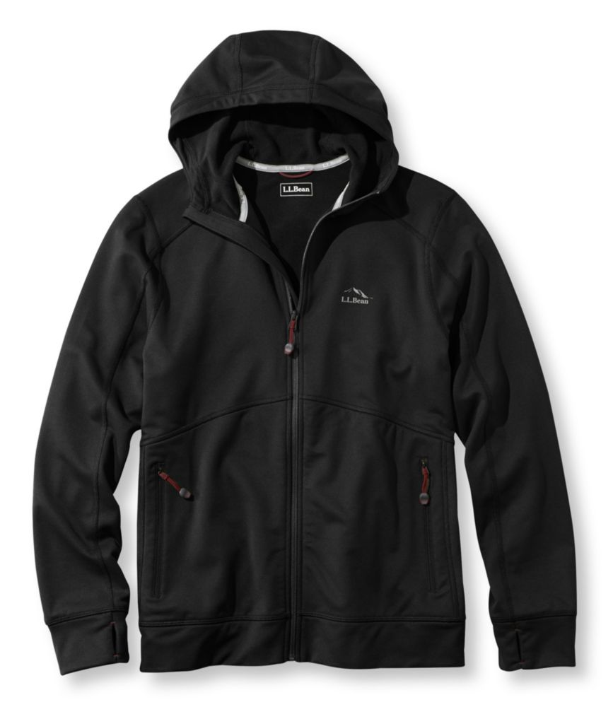 L.L.Bean Polartec Power Stretch Hoodie