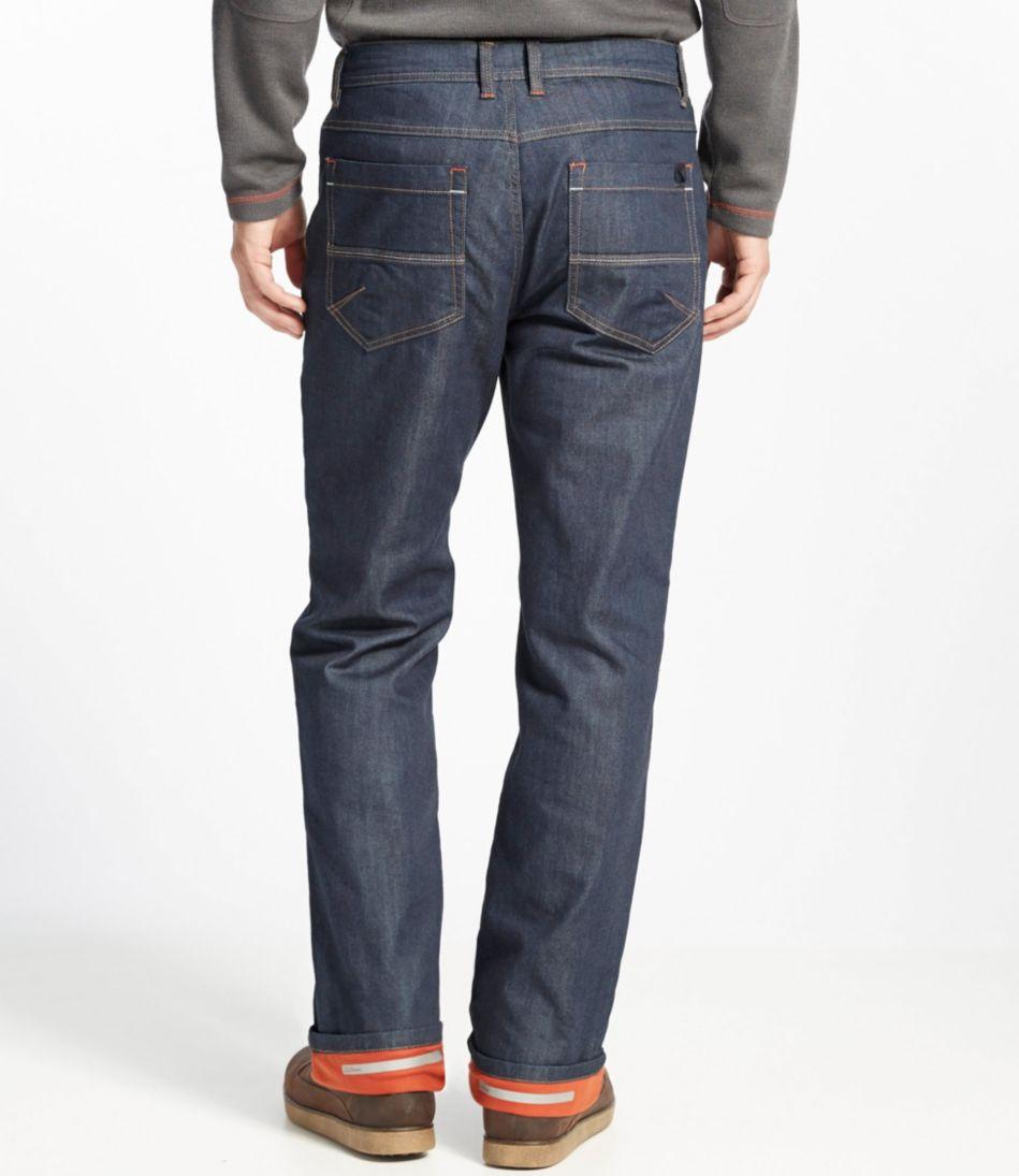 Cliffside Cordura Jeans, Lined