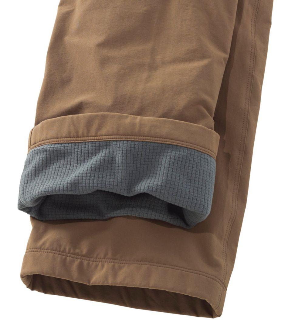 Men's Cresta Hiking Pants, Lined