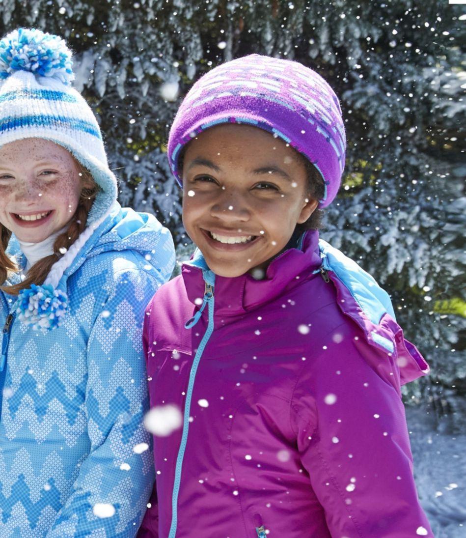 Kids' Glacier Summit Reversible Hat