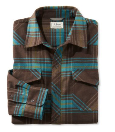 Overland Performance Flannel Shirt