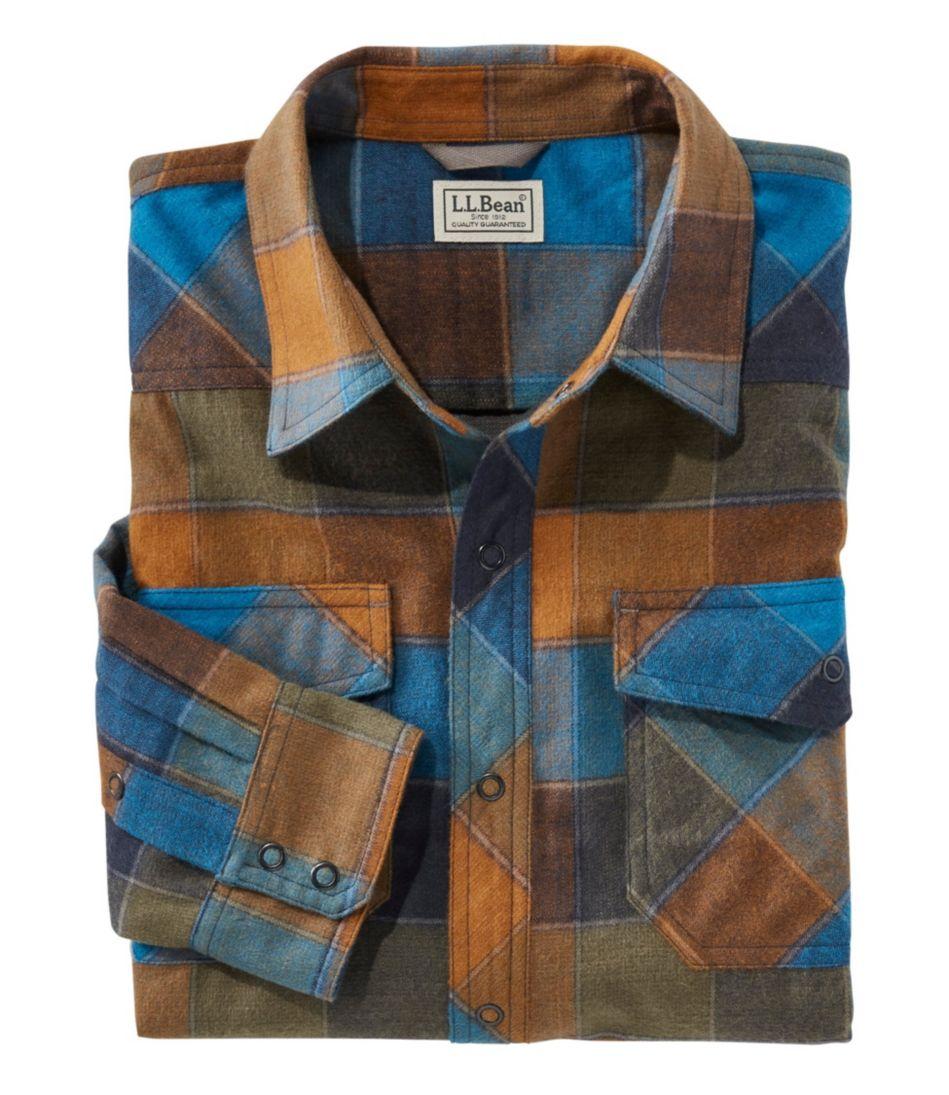Overland Performance Flannel Shirt
