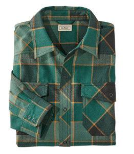 Men's Overland Performance Flannel Shirt