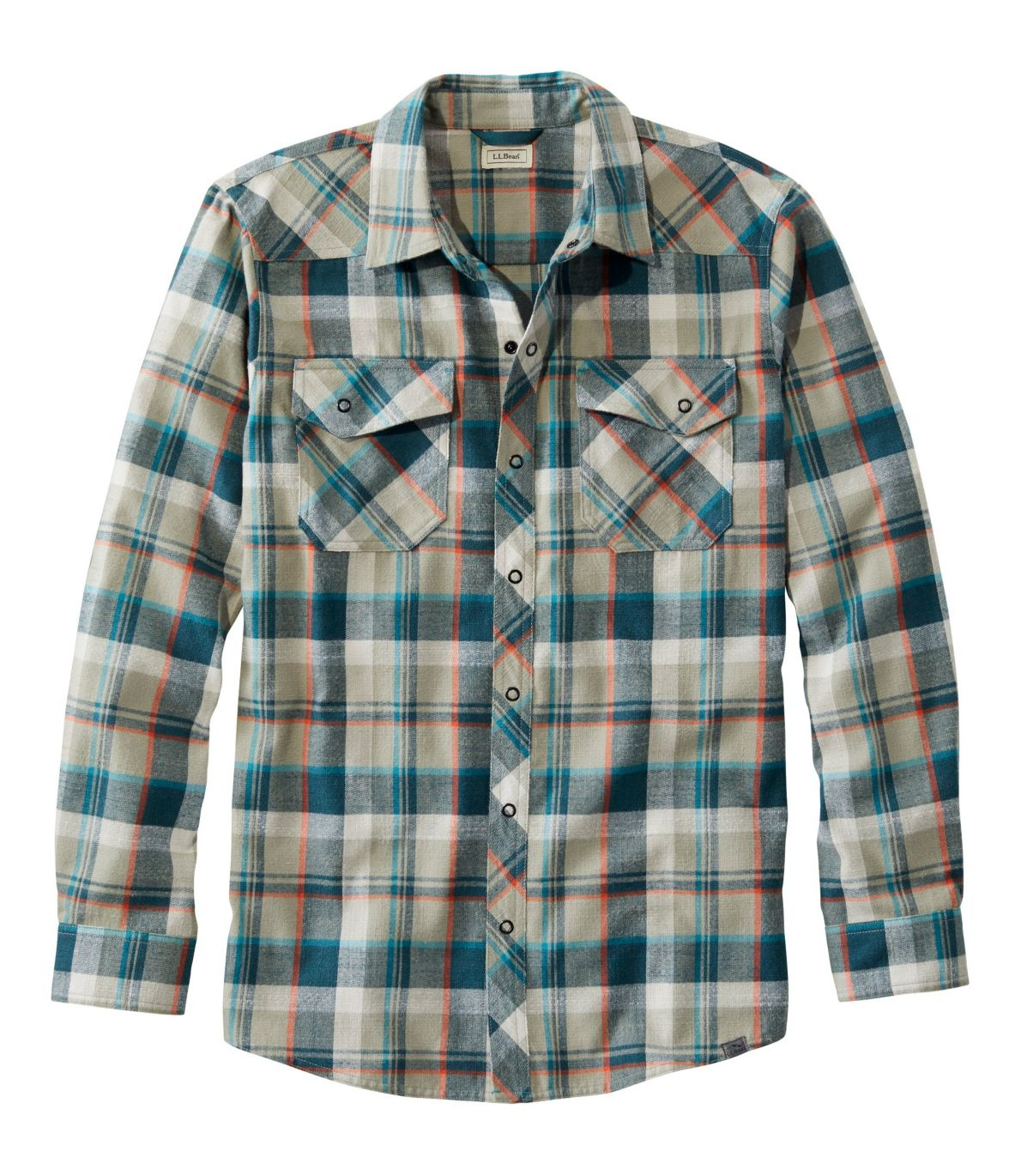 Men's Overland Performance Flannel Shirt