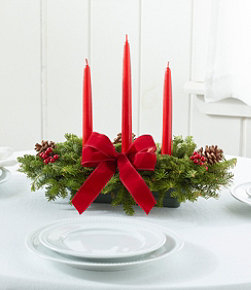 Traditional Balsam Centerpiece, Regular