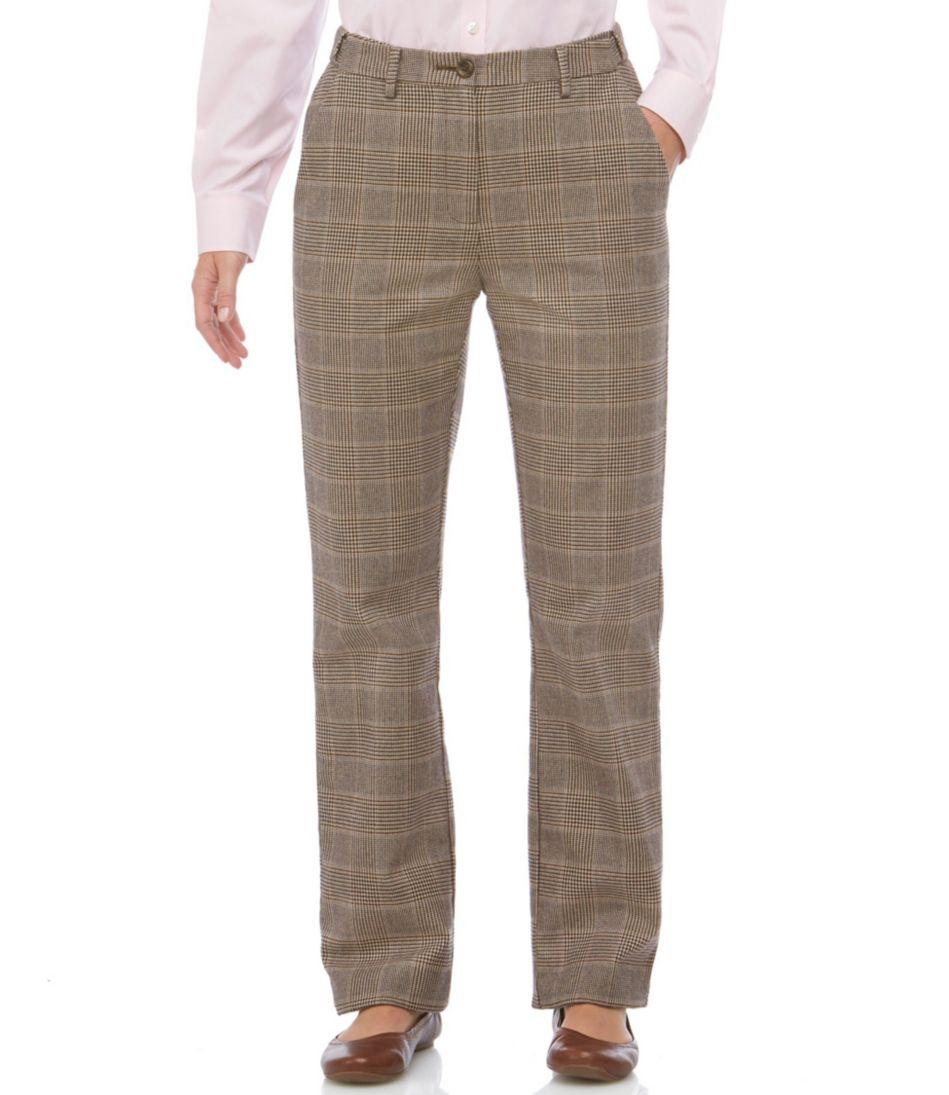 Weekend Pants, Hidden Comfort Waist Plaid