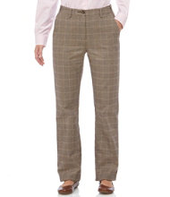 Weekend Pants, Hidden Comfort Waist Plaid