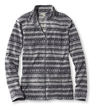 Fitness Fleece, Full-Zip Fair Isle