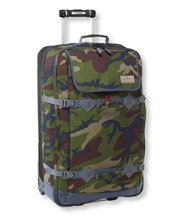 Continental Rolling Gear Bag, Extra-Large Print