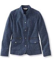 Women's Stonington Jacket, Herringbone