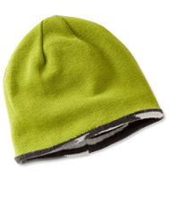 Men's Reversible Merino Wool Ski Hat