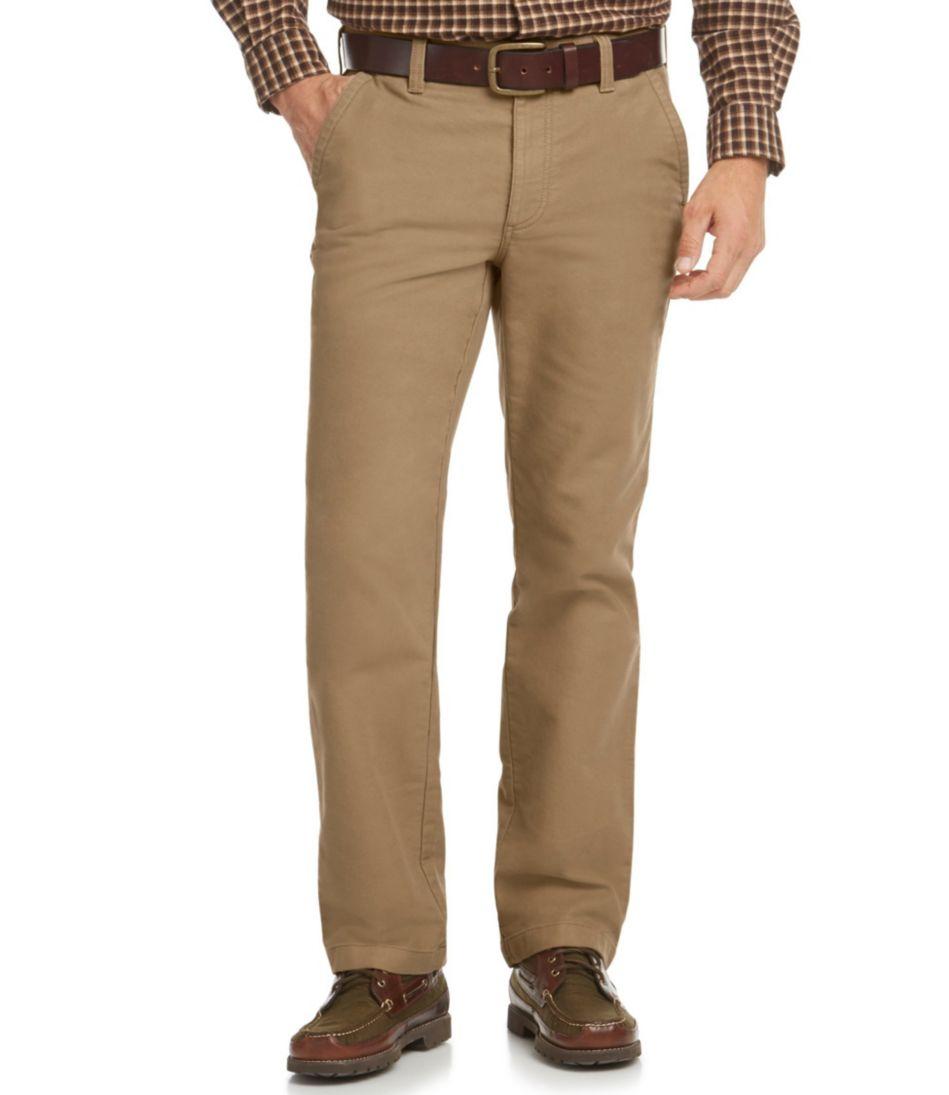 L.L.Bean Moleskin Pants