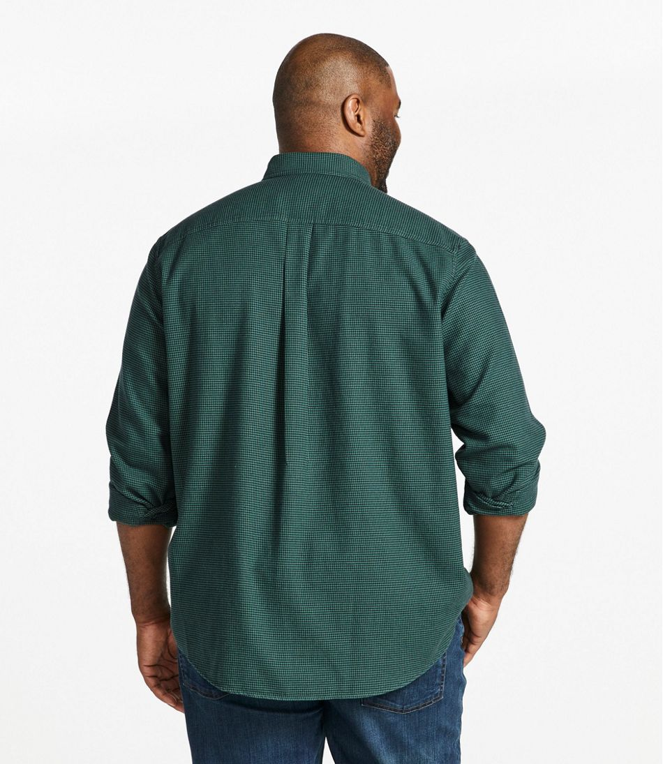 Wicked Good Flannel Shirt, Traditional Fit Houndstooth