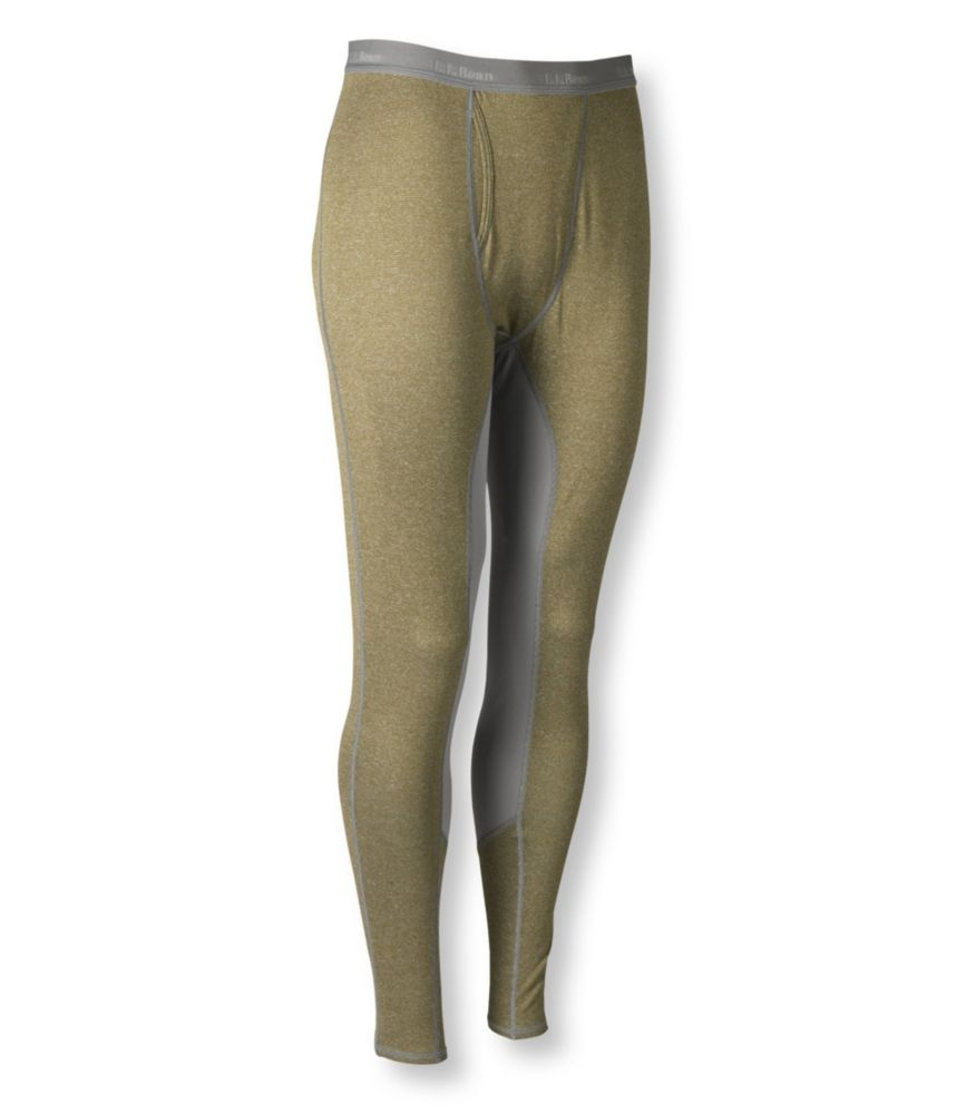 photo: L.L.Bean Men's Powerwool Base Layer Pant