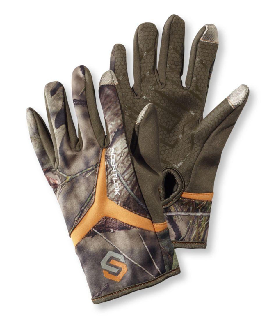 Men's Scent-Lok Full-Season Midweight Gloves