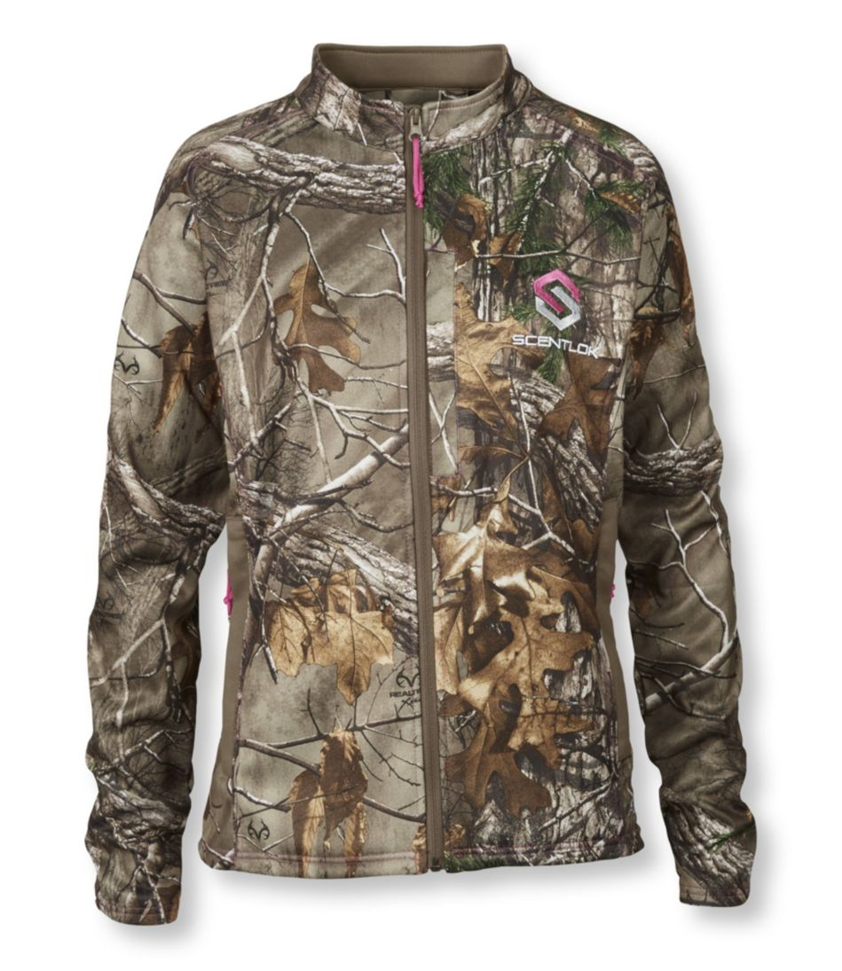 Women's Scent-Lok Savanna Wild Heart Hunting Jacket, Camouflage