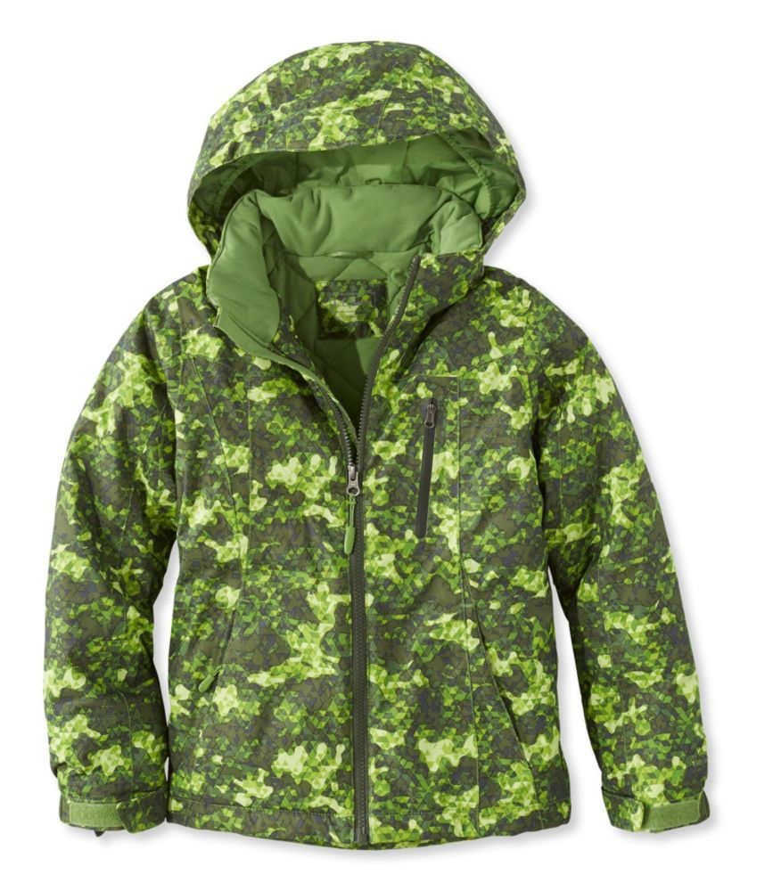 L.L.Bean Snowfield Waterproof Parka