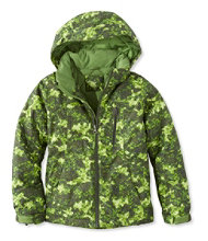 Boys' Snowfield Waterproof Parka, Print