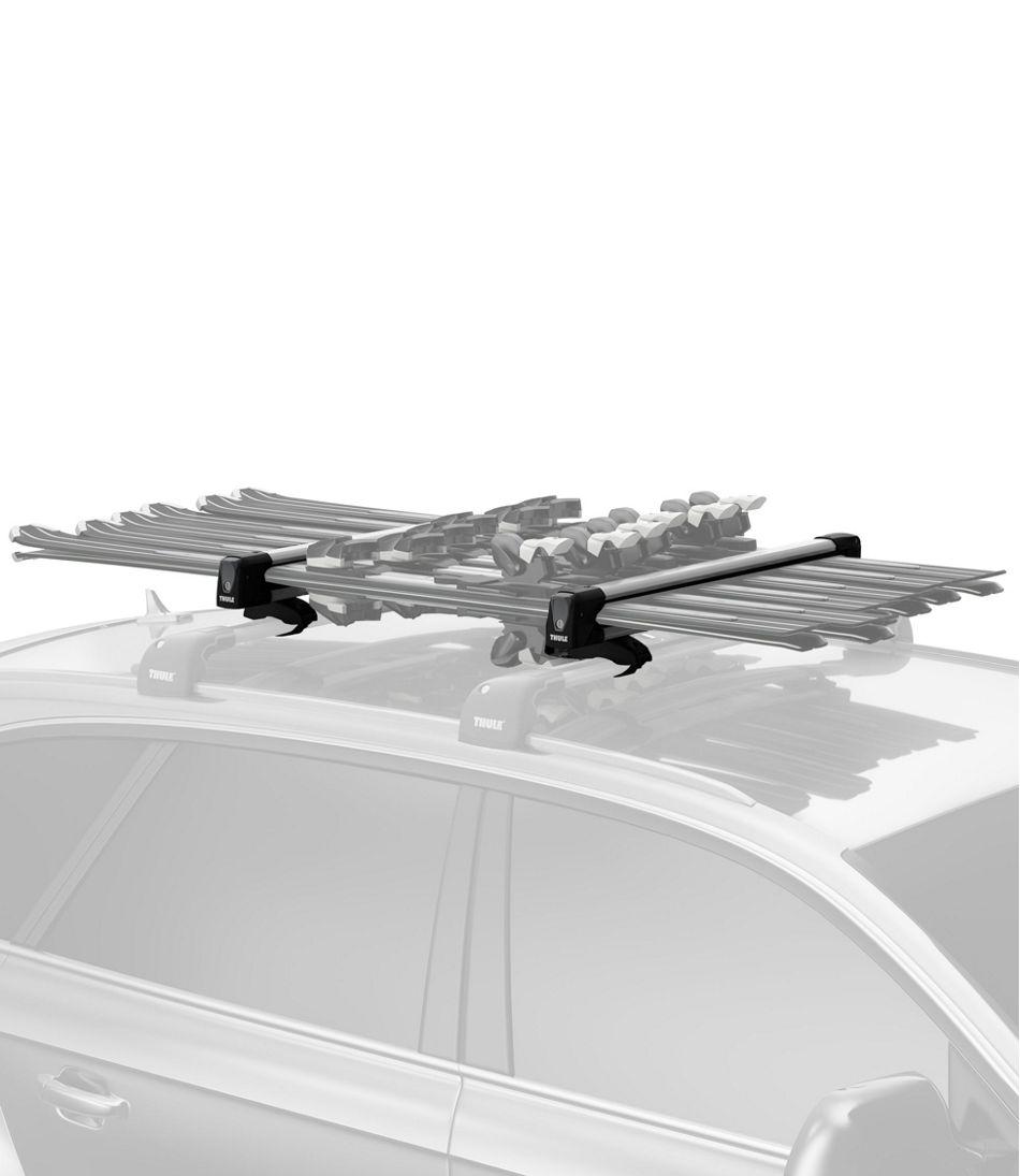 Thule 7326 SnowPack 6 Pair Ski Carrier