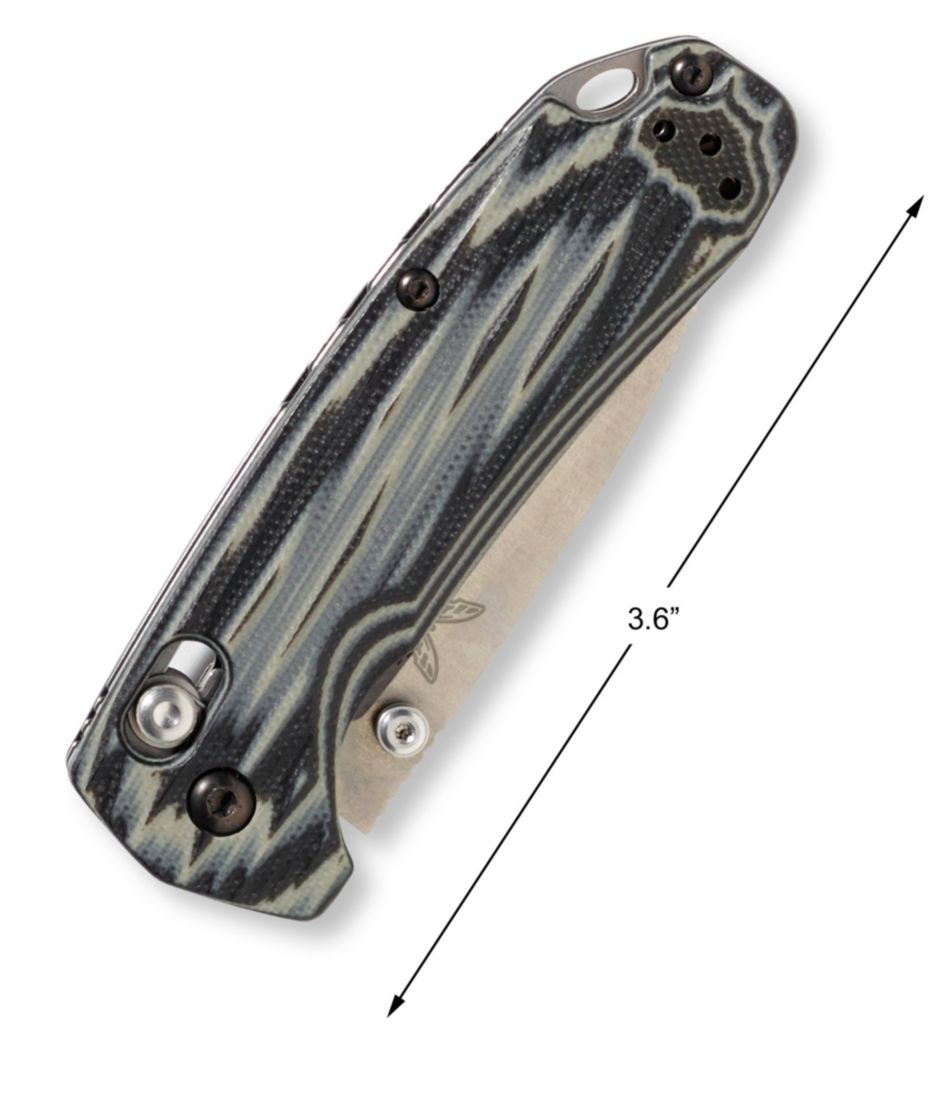 Benchmade North Fork Folding Knife
