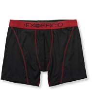 "Men's ExOfficio Give-N-Go Mesh Boxer Brief, 6"" Inseam"