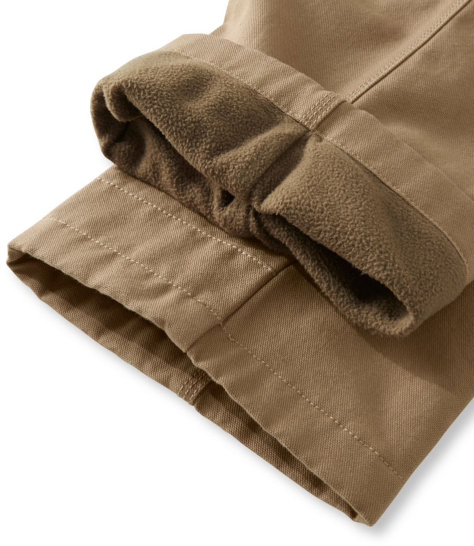 Katahdin Iron Works Double Knee Pants, Lined