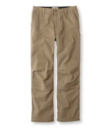 Katahdin Iron Works Double Knee Pants, Lined