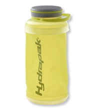 Hydrapak Stash Water Bottle, 1 Liter