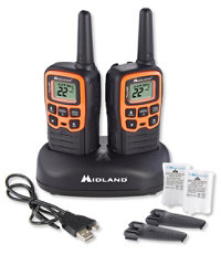 Midland X-Talker T51VP3 Two-Way Radios