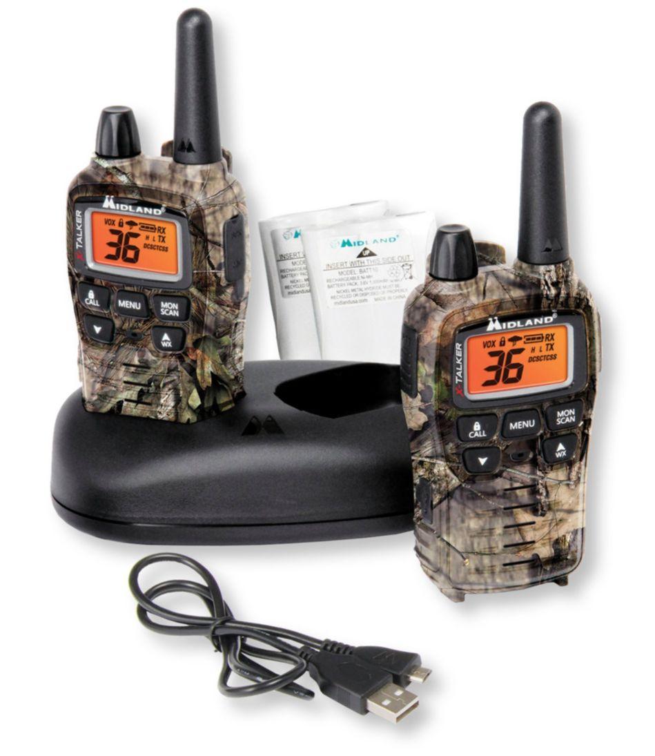 Midland X-Talker T75VP3 Two-Way Radios